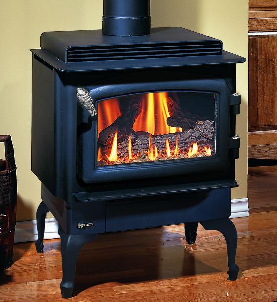 Regency Classic™ C34 Gas Stove – Portland Fireplace Shop