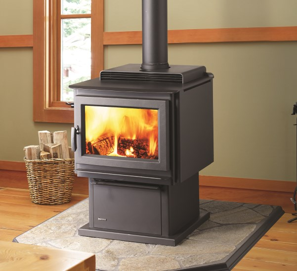 Regency F3500 Catalytic Wood Stove - Wood Stoves €� Portland Fireplace Shop