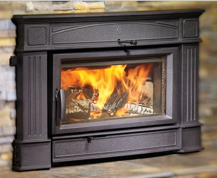 Regency Hampton Hi400 Hybrid Catalytic Wood Insert Portland Fireplace Shop