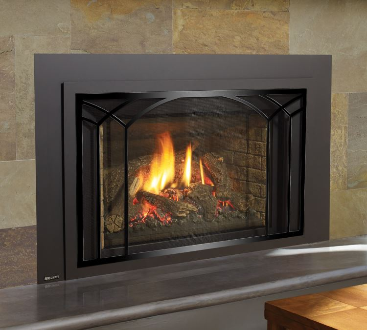 Regency Liberty Lri6e Large Gas Insert Portland Fireplace Shop