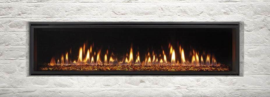 Heat Glo Mezzo Series Gas Fireplace