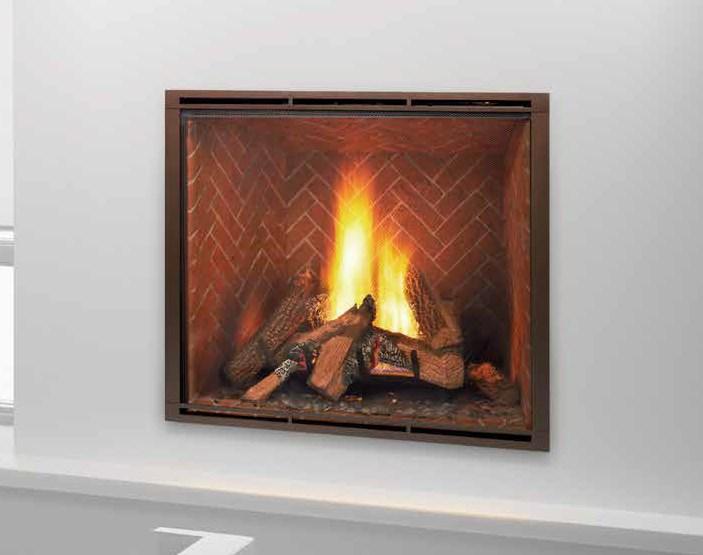Heat Amp Glo True Gas Fireplace Series Portland Fireplace Shop