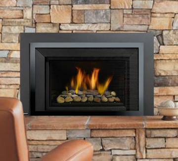 Regency Horizon Radiant Hri4e Gas Insert Portland Fireplace Shop