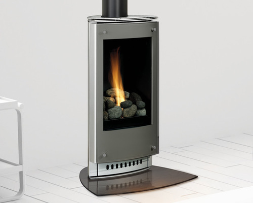 Heat glo paloma gas stove portland fireplace shop - Stoves for small spaces gallery ...