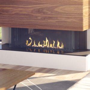 Regency City Series™ San Francisco Bay 40 Gas Fireplace