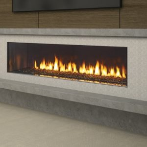 Regency City Series™ New York View 72 Gas Fireplace