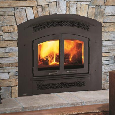 EX90 Fireplace