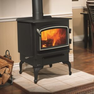 "Regency Classic™ F1100 Wood Stove<br /><font color=""RED""> ON DISPLAY & ON SALE NOW!</font>"