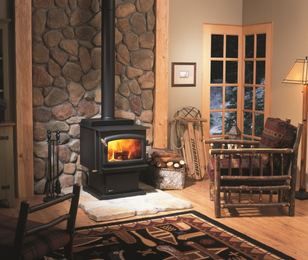 Regency Classic F2400 Wood Stove Portland Fireplace Shop