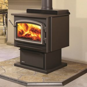 "Regency Classic™ F3100 Wood Stove<br /><font color=""RED""> ON DISPLAY & ON SALE NOW!</font>"