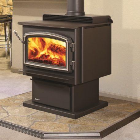 Regency Classic™ F3100 Wood Stove – Portland Fireplace Shop