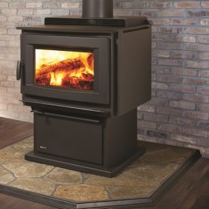 "Regency F5100 Catalytic Wood Stove<br /><font color=""RED"">OUR FLOOR DISPLAY <br />IS ON SALE NOW!<br />REG $4169 SALE $1999</font>"
