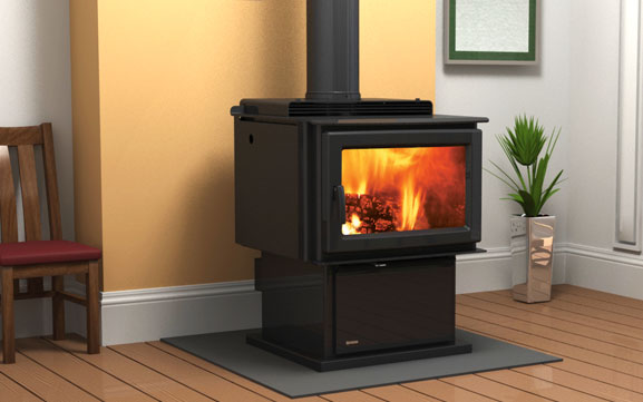 Regency F5100 Catalytic Wood Stove - Regency F5100 Catalytic Wood Stove €� Portland Fireplace Shop
