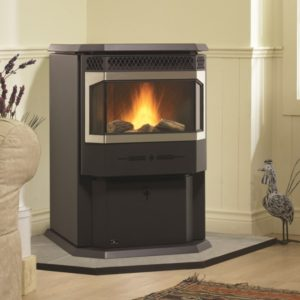 "Regency Greenfire® GF55 Pellet Stove<br /><font color=""RED""> ON DISPLAY & ON SALE NOW!</font>"