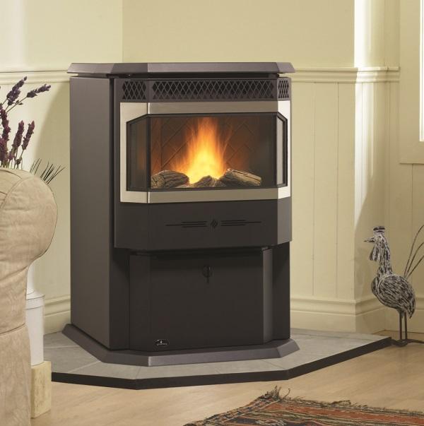 Regency Greenfire 174 Gf55 Pellet Stove Portland Fireplace Shop