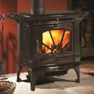 "Regency Hampton® H200 Wood Stove<br /><font color=""RED"">OUR FLOOR DISPLAY <br />IS ON SALE NOW!<br />REG $2969 SALE $2199</font>"