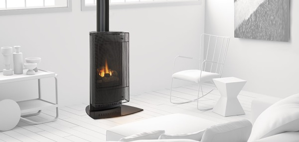 Heat & Glo Paloma Gas Stove – Portland Fireplace Shop