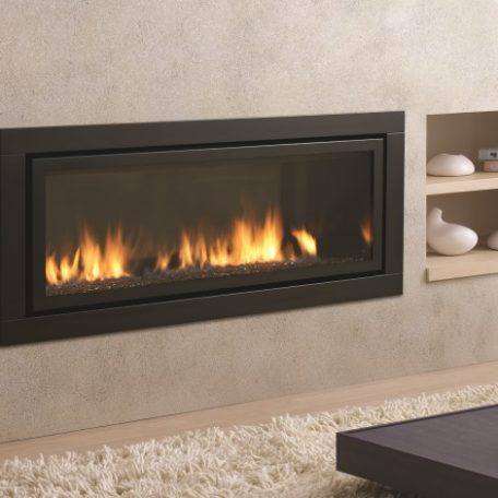 HZ54E Contemporary Gas Fireplace