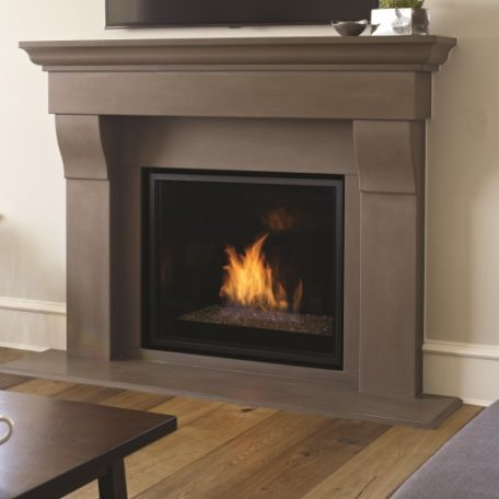 HZ965E Large Contempory Gas Fireplace