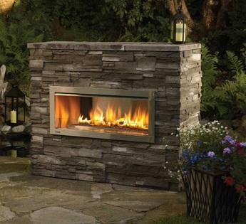 Regency Horizon 174 Hzo42 Outdoor Gas Fireplace Portland