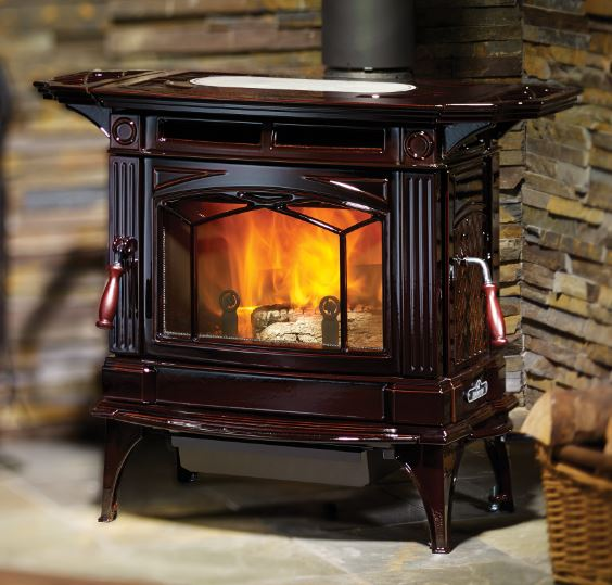 Regency Hampton 174 H300 Wood Stove Portland Fireplace Shop
