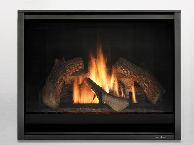 Heat Amp Glo 8000 Series Gas Fireplace Portland Fireplace Shop