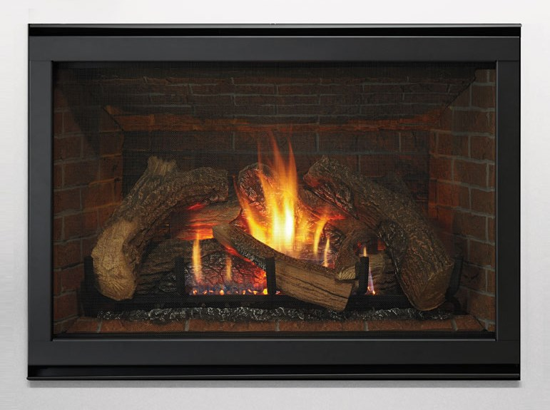 Heat Amp Glo 8000 Series Gas Fireplace Portland Fireplace Shop