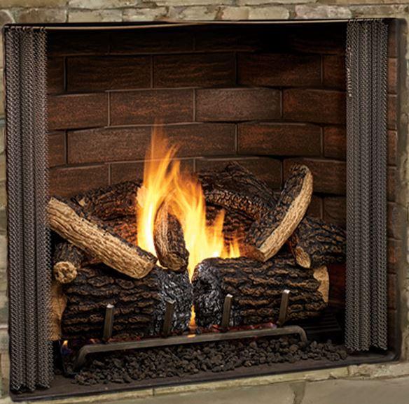 Heat Glo Outdoor Lifestyles Carolina Gas Fireplace Portland