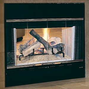 Heat & Glo Northstar Wood Fireplace – Portland Fireplace Shop