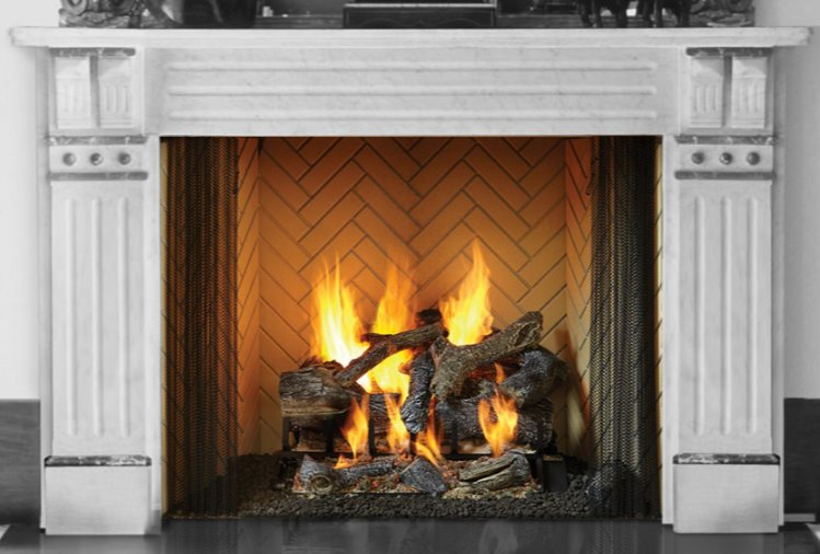 Heat Glo Rutherford Wood Fireplace Portland Fireplace Shop