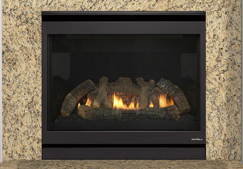 Fireplace Design heat and glo fireplaces : Heat & Glo SlimLine Fusion Series Gas Fireplace – Portland ...