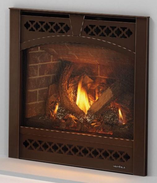 Heat Amp Glo Slimline Series Gas Fireplace Portland Fireplace Shop