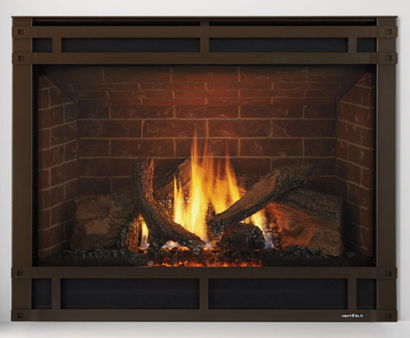 Fireplace Design heat and glo fireplaces : Heat & Glo SlimLine Series Gas Fireplace – Portland Fireplace Shop