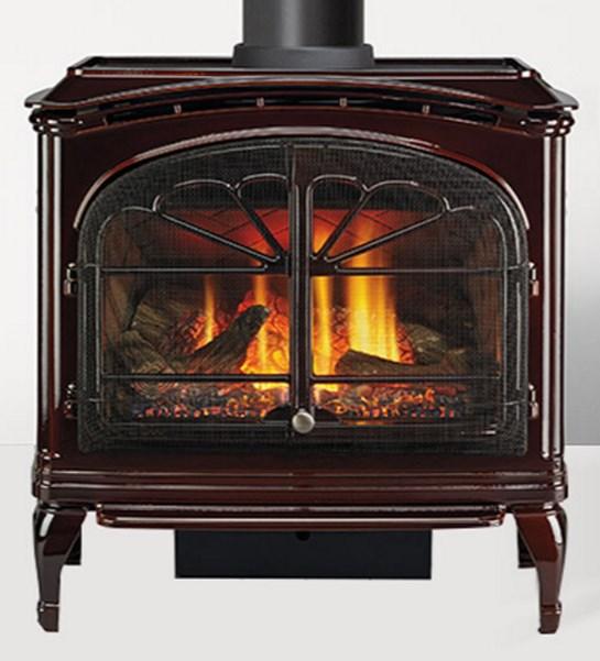 Heat Amp Glo Tiara 174 Ii Gas Stove Portland Fireplace Shop