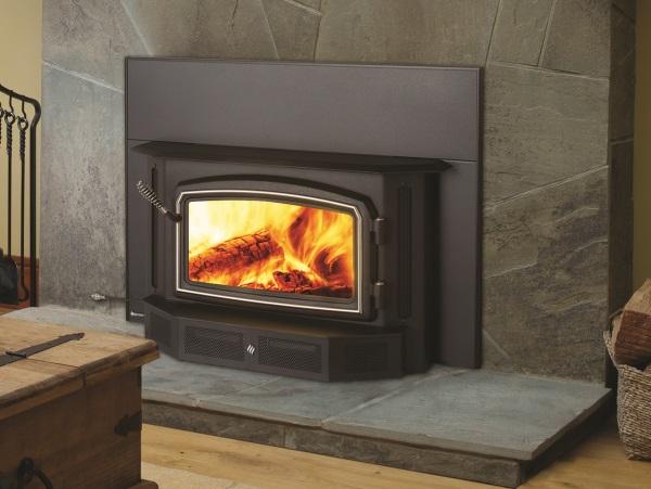 Regency Clic I2400 Wood Insert Portland Fireplace