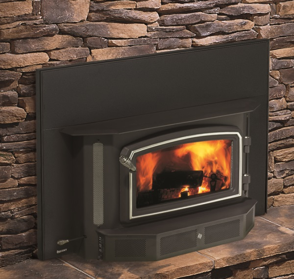 Regency classic i3100 wood insert portland fireplace shop for Fireplace insert options
