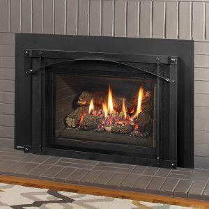 Gas Inserts Portland Fireplace Shop