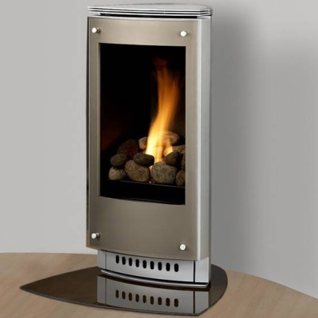 Heat glo paloma gas stove portland fireplace shop for Space heating options