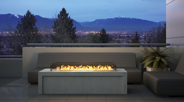 outdoor gas fireplace kit. Regency Plateau  PTO60 Outdoor Fireplace Kit Connect two outdoor gas Portland Shop
