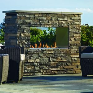 Outdoor Gas Fireplaces Portland Fireplace Shop