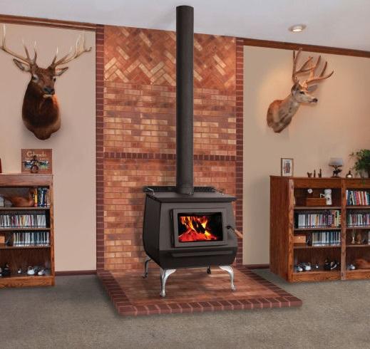 Blaze King Princess Wood Stove Portland Fireplace Shop