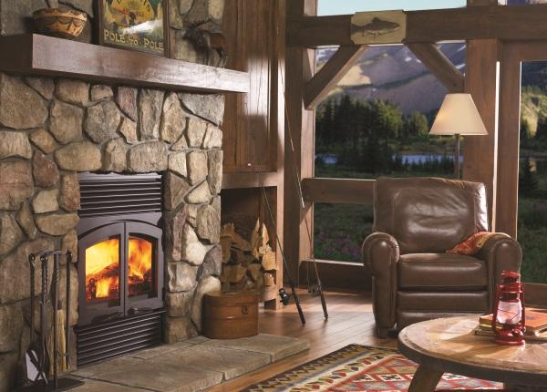 Regency Classic™ R90 Wood Fireplace – Portland Fireplace Shop