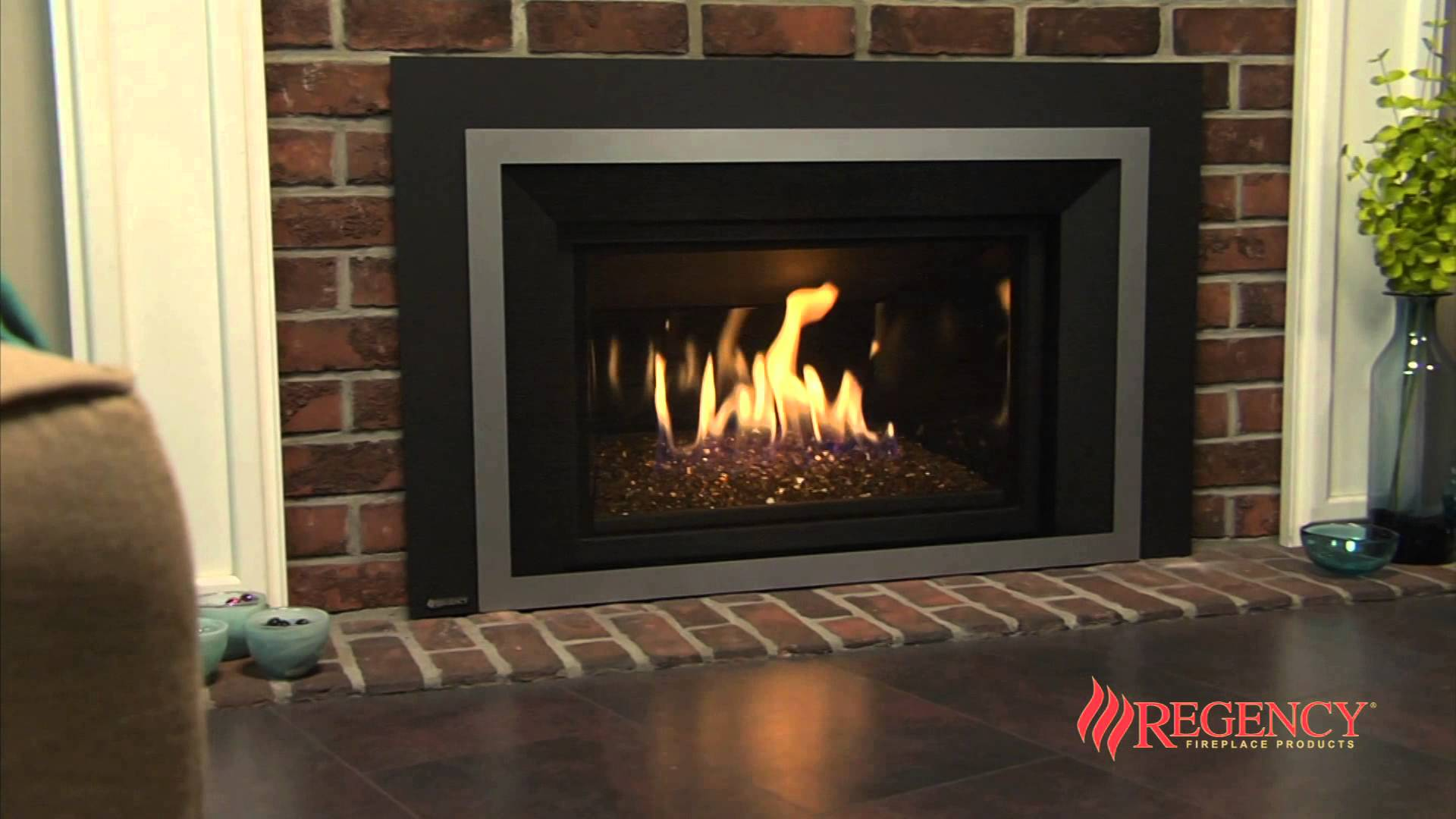 regency horizon radiant hri4e gas insert u2013 portland fireplace shop