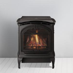 Heat & Glo Tiara® Petite Gas Stove