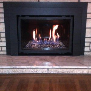 Largest contemporary gas insert on the market