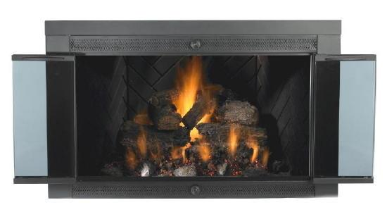 Fireplace Doors Portland Oregon