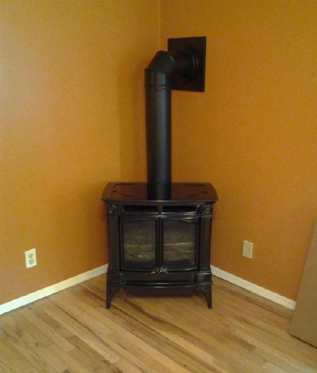 Basement Free Standing Gas Stove Portland Fireplace Shop