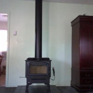 Wood stove has best warranty on the market