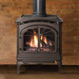 Heat & Glo Tiara® I Gas Stove