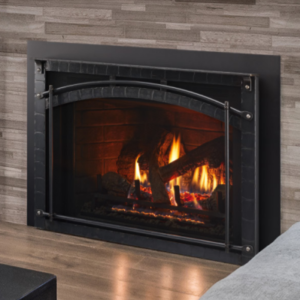 "Heat & Glo Escape I35 FireBrick Gas Fireplace Insert<br /><font color=""RED"">ON SALE NOW!</font>"